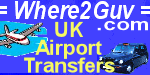 Where2Guv - Online UK airport Transfer Booking